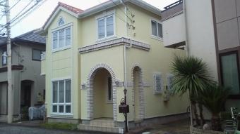 ガイナ 相模原市南区 外壁 屋根 塗装