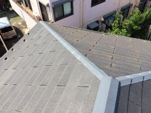 屋根 ガイナ施工前