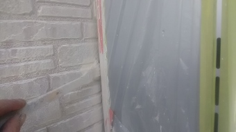 ガイナ 横浜市戸塚区 コロニアル サイディング 塗装
