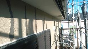 ガイナ 港南区 スレート 屋根 塗装