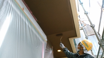 ガイナ 川崎市 宮前区 コロニアル 塗装