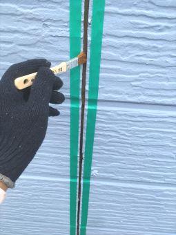 ガイナ塗装 サイディング (1)