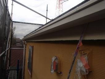 ガイナ 横浜市旭区 コロニアル 屋根 塗装