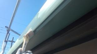 ガイナ 屋根 スレート 塗装