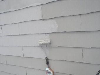 コロニアル屋根 ガイナ塗装 (3)