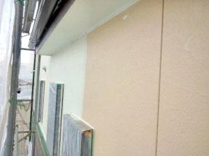 外壁サイディング中塗り(ガイナ)3