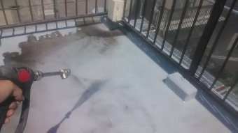 ガイナ 横浜市瀬谷区 コロニアル 屋根 塗装