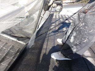 ガイナ 塗料 屋根 塗装