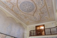 The Extraordinary Stenciled Ceilings of Gina Wolfrum ...