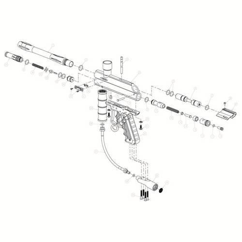 sku viewloader prodigy egrip gun diagram
