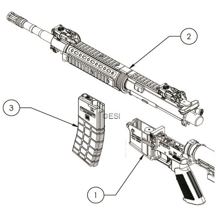 M4 Schematic Wiring Diagram