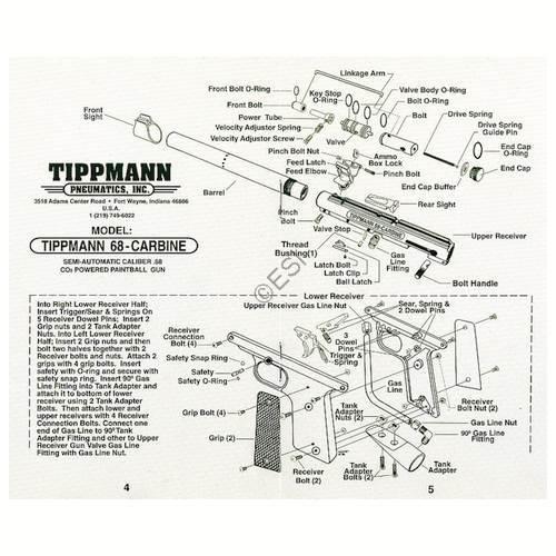 tippmann schematics