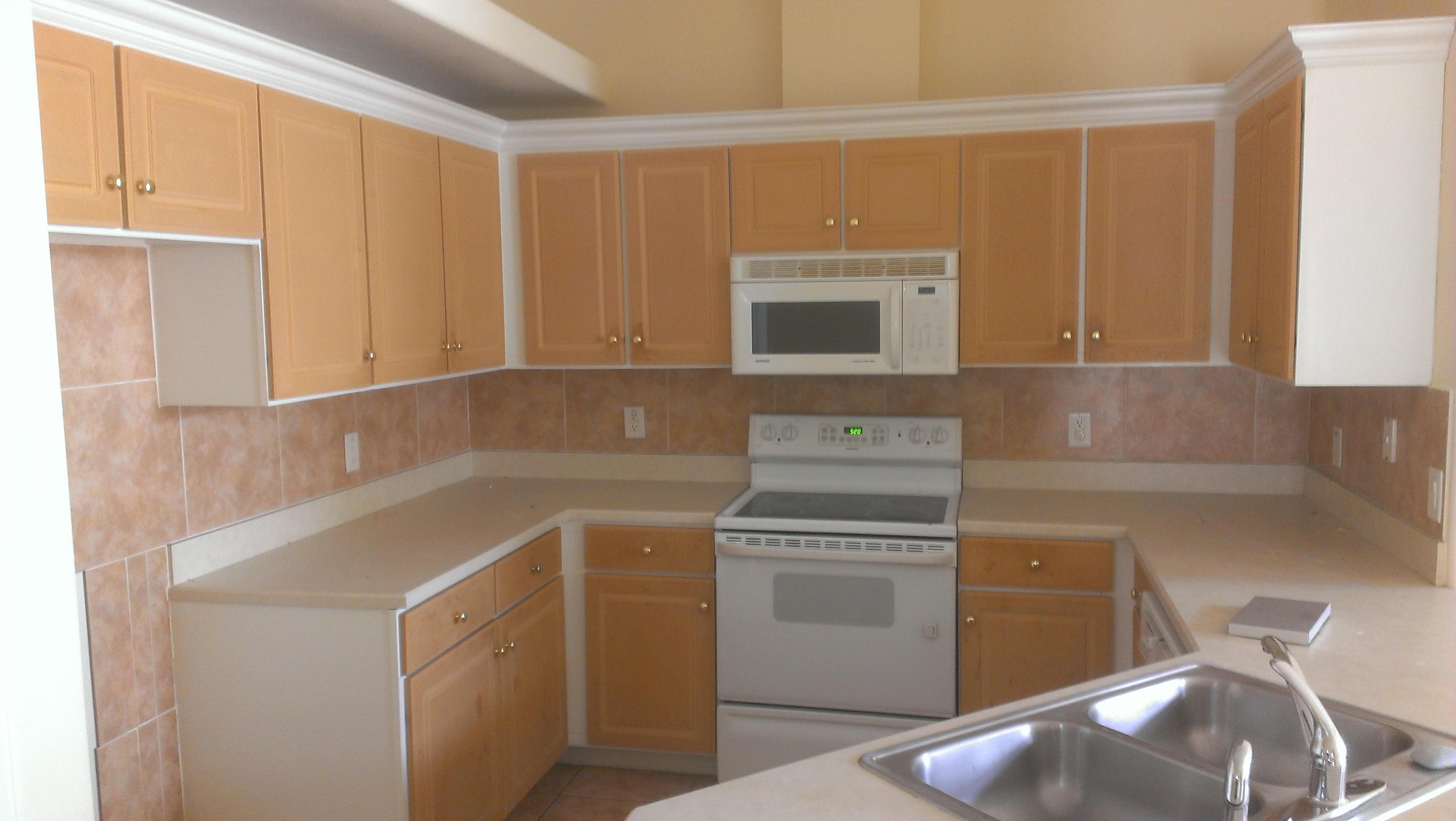 daytona beach cabinet refinishing refinish kitchen sink Cabinet Refinishing Professionals