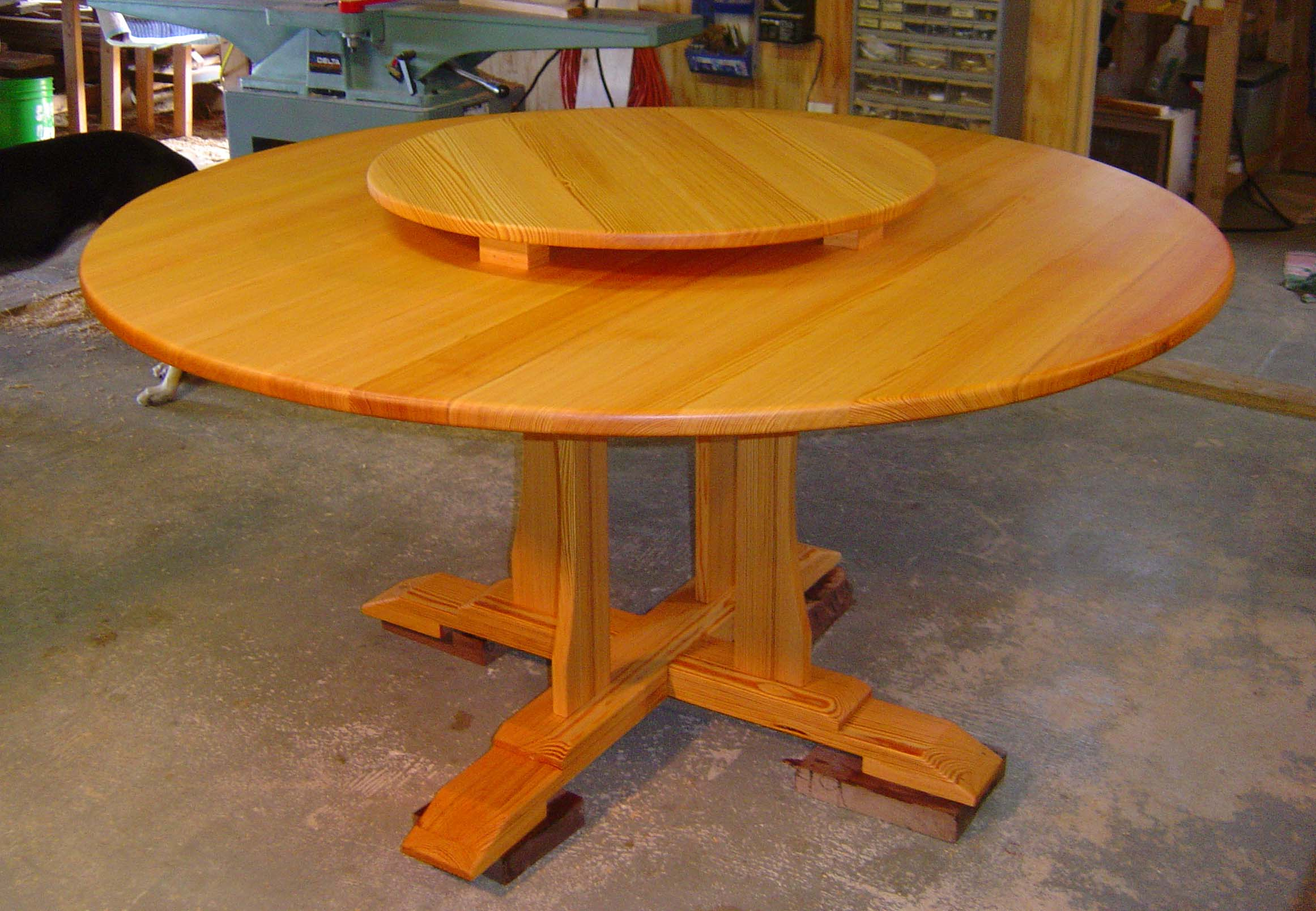 Lazy Susan Table 1000 43 Images About Furniture To Build Lazy Susan Table