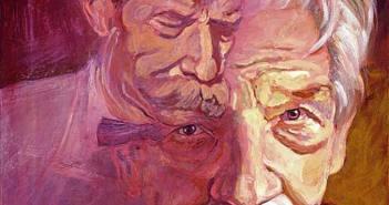 david-lloyd-glover_Albert-Schweitzer-portrait