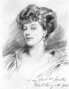 john-singer-sargent-drawing-woman