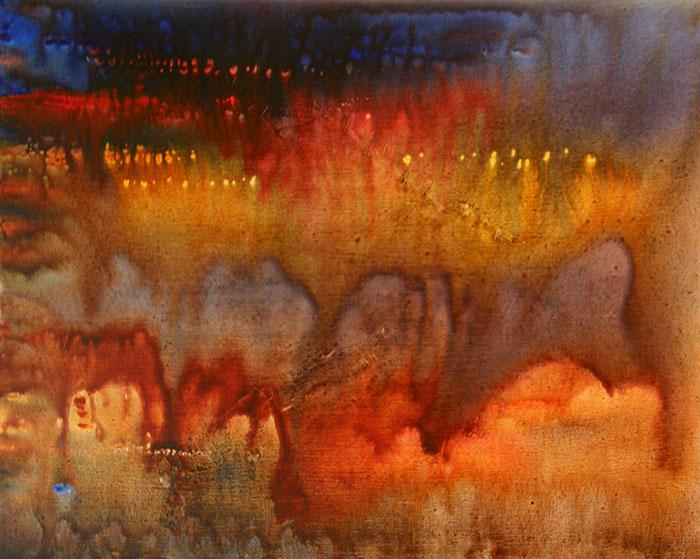 Midnight in the Walled City by Carolyn WarmSun, San Francisco, California, USA