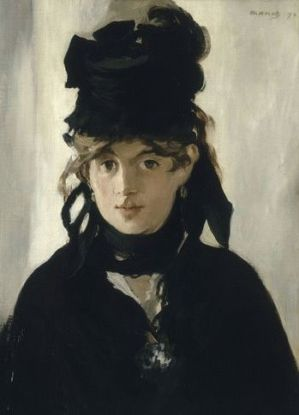 Edouard-Manet_Berthe-Morisot-With-a-Bouquet-of-Violets