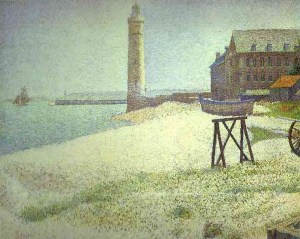 Lighthouse_at_Honfleur_1886_Georges_Seurat
