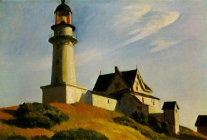 ed-hopper_the-lighthouse-at-two-lights