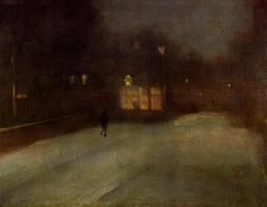james-abbot-mcneill-whistler_nocturne-in-grey-and-gold_Chelsea-snow