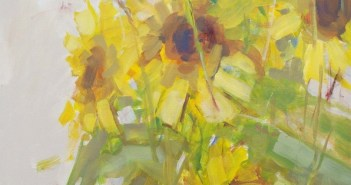 charles-spratt_sun-flowers_24x24x2