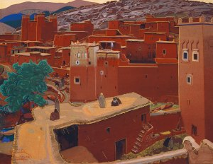 jacques-majorelle_anemiter-grand-atlas_1928