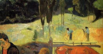 paul-gauguin_the-red-cow