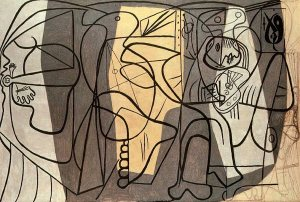 pablo-picasso_artist-and-his-model