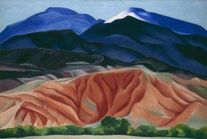 georgia-okeeffe_black-mesa-landscape
