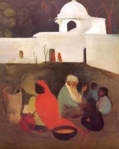 amrita-sher-gil_ancient-storyteller-1940