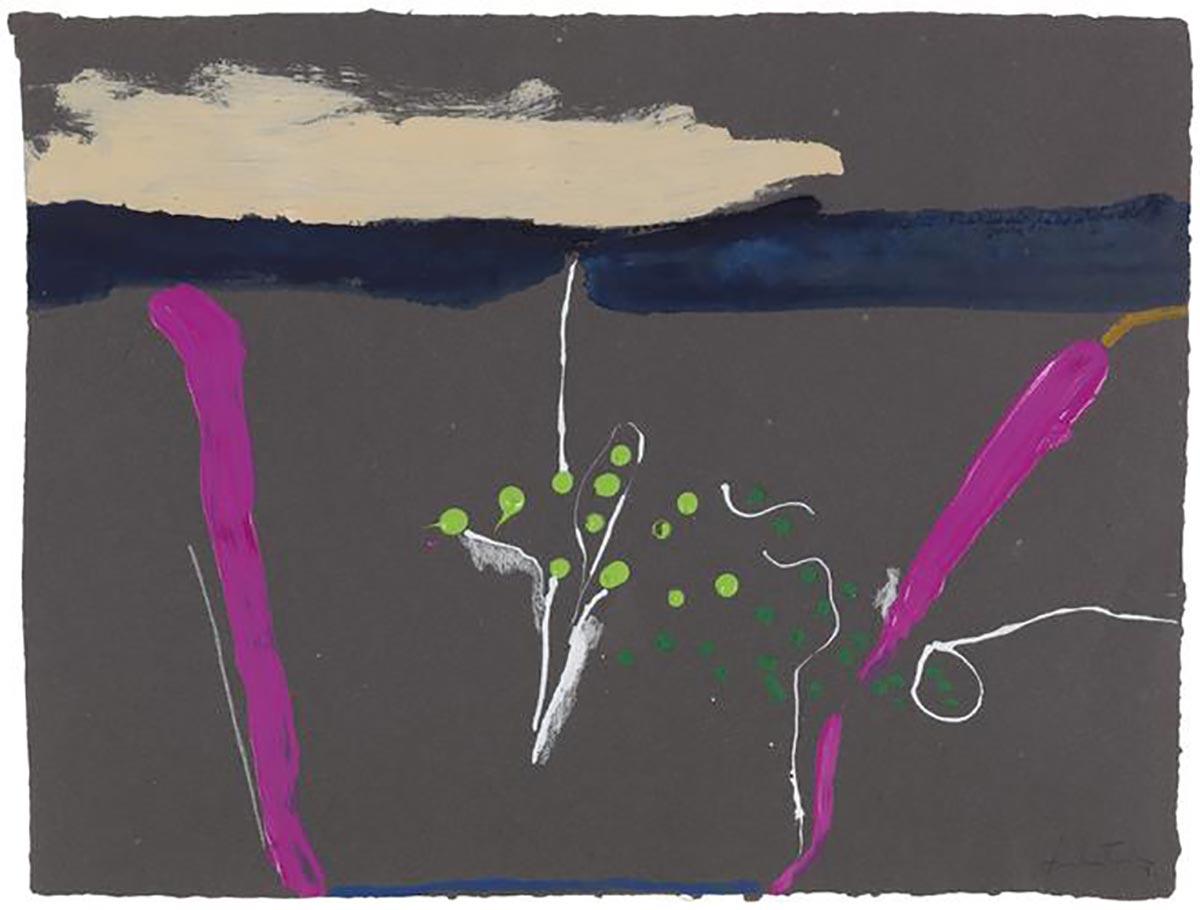 Frankenthaler_Untitled_1991