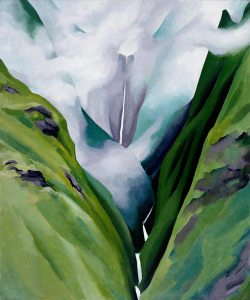 okeeffe_waterfall-no3-iao-valley_1939