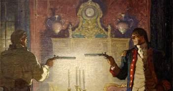 N-C-Wyeth_The-Duel