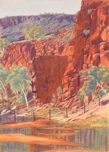 albert-namatjira_illara-creek