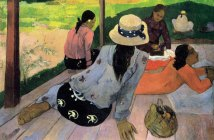 Paul_Gauguin_the-midday-nap