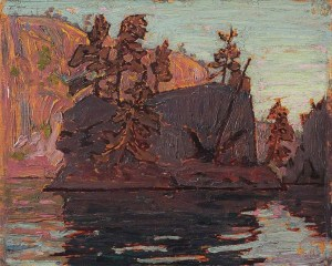 tom-thomson_petawawa-gorges_1916