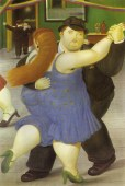 fernando-botero_the-dancers_1987