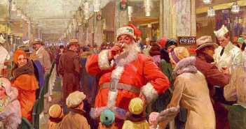 haddon-sundblom_christmas-mall-santa-1930
