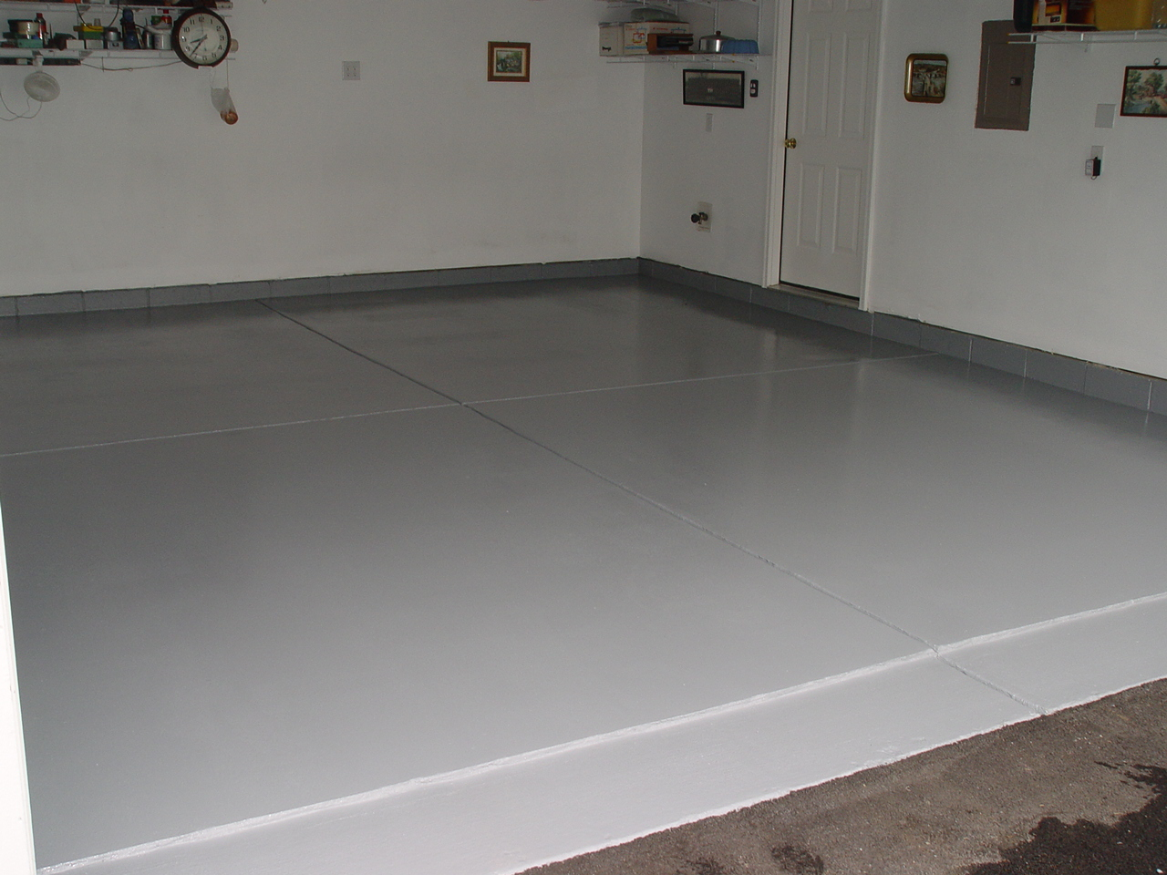 Garage Floor Epoxy Grand Junction Garage Floor Garage Floor Images