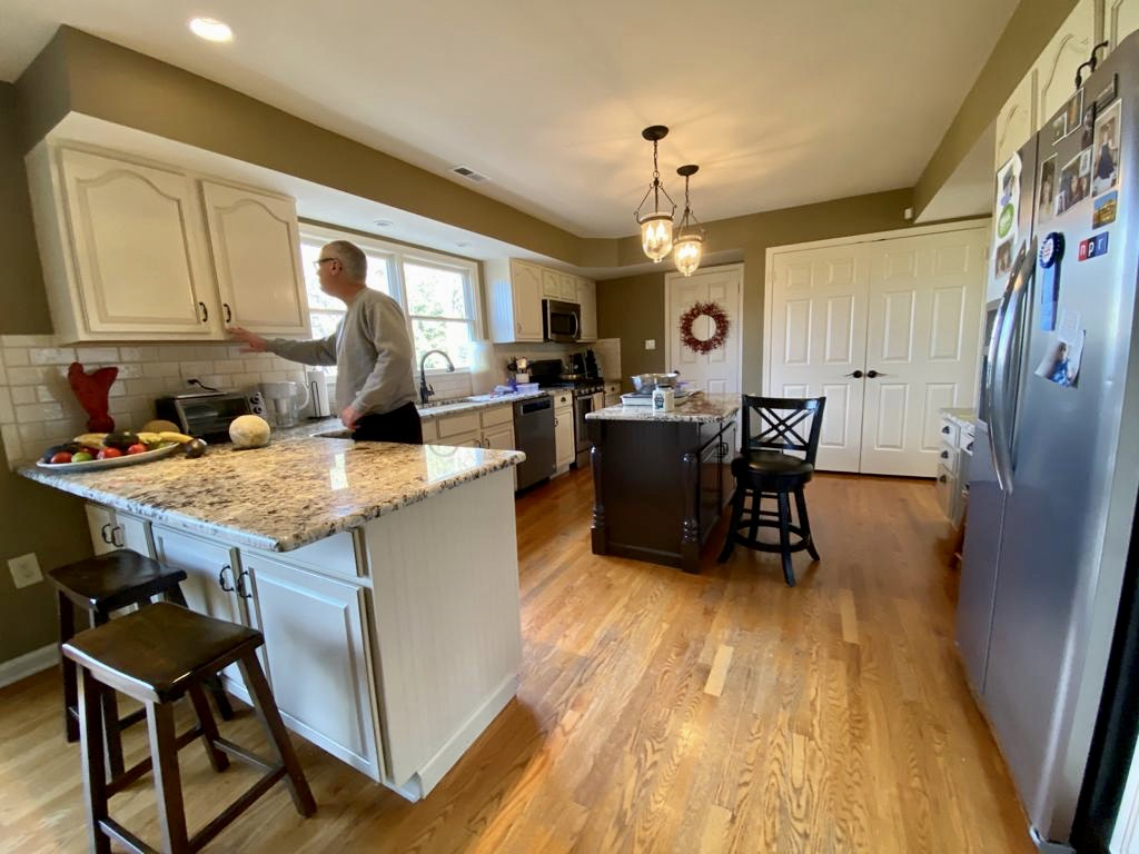 Kitchen Cabinet Refinishing The Painting And Trim Experts