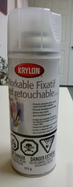 workable fixative