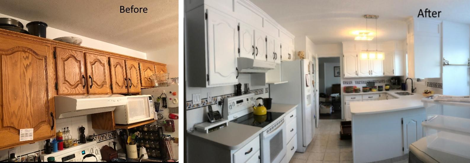 Kitchen Cabinets Victoria Victoria Kitchen Cabinet Painting Painting Guys