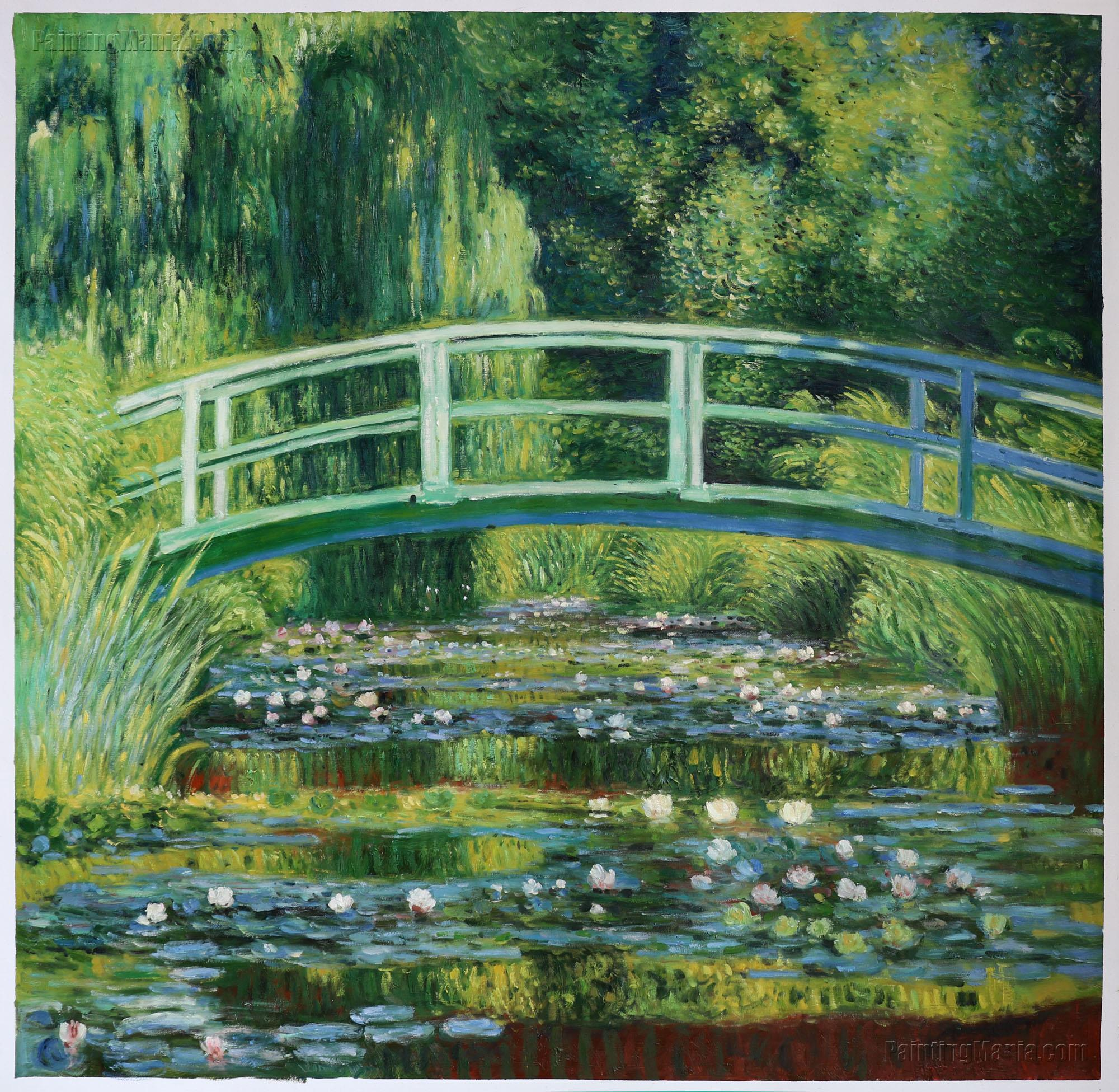 Claude Monet Cuadros The Water Lily Pond 18 Claude Monet Paintings