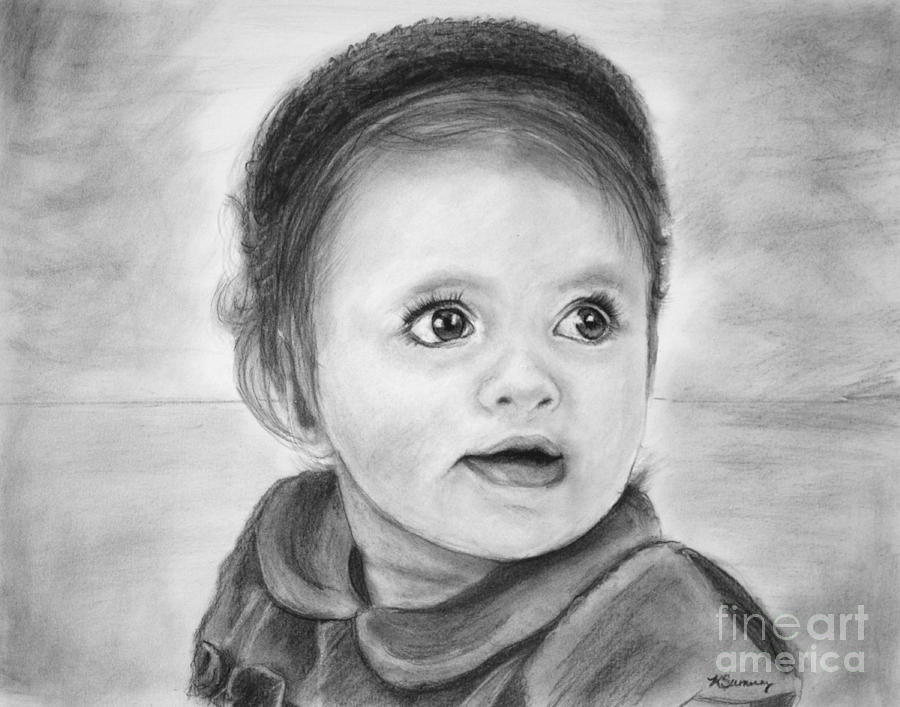Baby Portrait Sketches at PaintingValley Explore collection of