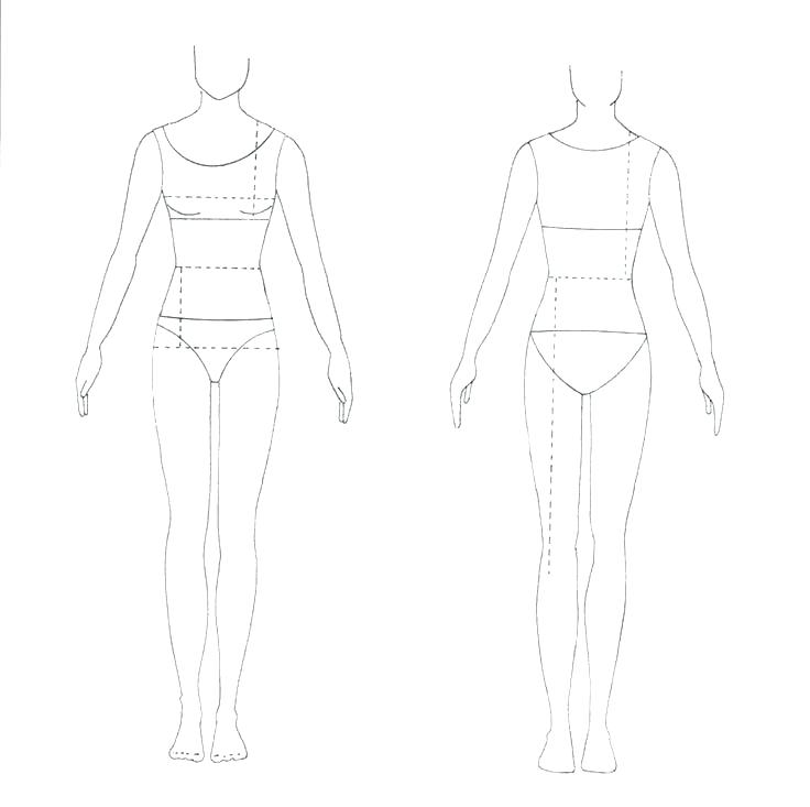 Fashion Design Figure Drawing Templates Best Funny Images