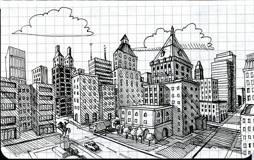 Building Sketch at PaintingValley Explore collection of