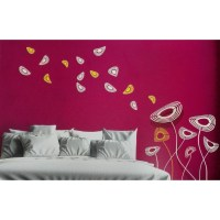 Florista - Asian Paints Wall Fashion Stencil - Buy Online