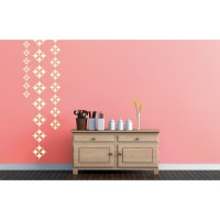 Gypsy Beads - Asian Paints Wall Fashion Stencil - Buy Online