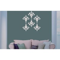 Brocade - Asian Paints Wall Fashion Stencil - Buy Online